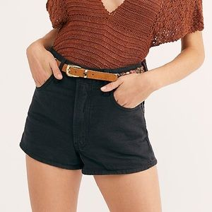 Levi's x Wellthread Ribcage Shorts
